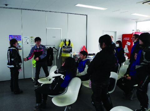 神奈川県二輪車安全講習会