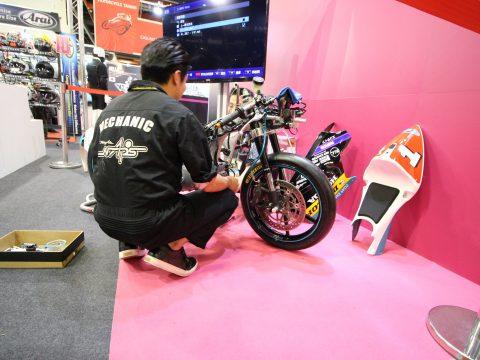 MOTORCYCLE TAIWAN 台湾国際モーターサイクルショー
